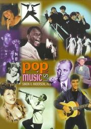 Cover of: Pop music USA