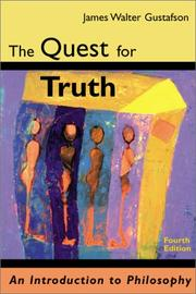 Cover of: The quest for truth