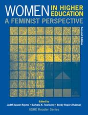 Cover of: Women In Higher Education | Becky Ropers-Huilman