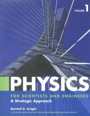 Cover of: Physics Volume 1