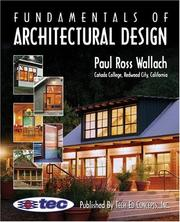 Cover of: Basic architectural drafting