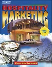 Cover of: Hospitality Marketing | Ken Kaser