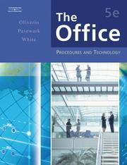 Cover of: The office |