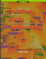 Cover of: Building business skills through computer applications