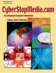 Cover of: CyberStopMedia.com: An Integrated Computer Simulation (with CD-ROM)