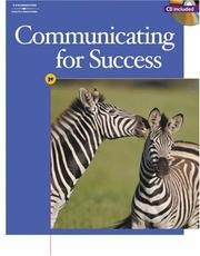 Cover of: Communicating for success | Janet S. Hyden