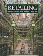Cover of: Retailing | Patrick M. Dunne