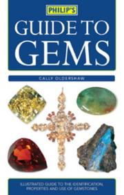Cover of: Philip's Guide to Gems, Stones and Crystals