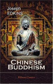 Chinese Buddhism by Joseph Edkins