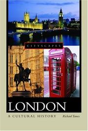 Cover of: London | Richard Tames