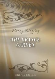 Cover of: The Grange garden