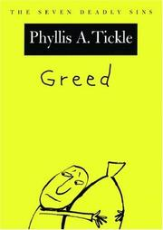 Cover of: Greed | Phyllis A. Tickle