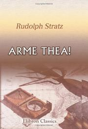 Cover of: Arme Thea!