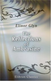 Cover of: The Reflections of Ambrosine: A Novel