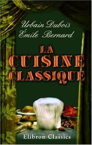 La Cuisine Classique April 17 2001 Edition Open Library