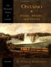 Cover of: Ontario: image, identity, and power