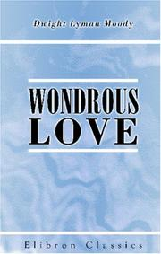 Cover of: Wondrous Love: Fifteen Addresses