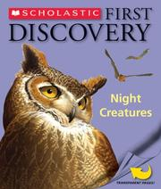 Cover of: Night Creatures