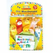 Cover of: Little Scholastic: Old Macdonald: A Hand-puppet Board Book