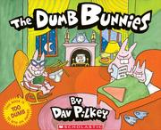 Cover of: Dumb Bunnies (pob) | Dav Pilkey