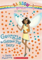 Cover of: Georgia The Guinea Pig Fairy (Pet Fairies)