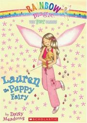 Cover of: Lauren The Puppy Fairy (Pet Fairies)