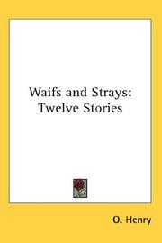 Cover of: Waifs and Strays: twelve stories