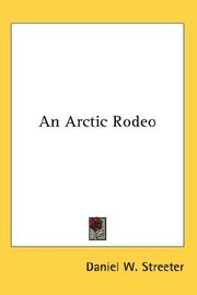 Cover of: An Arctic Rodeo