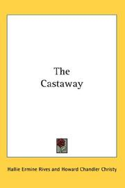 Cover of: The Castaway