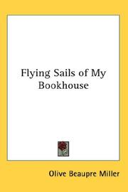 Cover of: Flying Sails of My Bookhouse