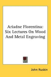 Cover of: Ariadne Florentina