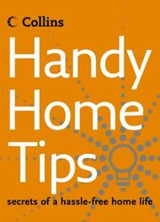 Cover of: Handy Home Tips (Reference) | Collins