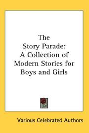 Cover of: The Story Parade | Various Authors