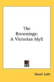 Cover of: The Brownings