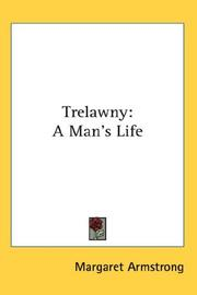 Cover of: Trelawny