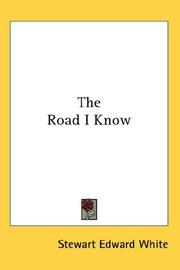 Cover of: The Road I Know
