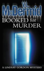 Cover of: Booked for Murder (A Lindsay Gordon Mystery)