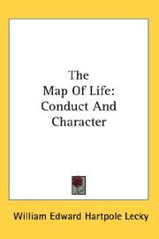 Cover of: The Map Of Life | William Edward Hartpole Lecky