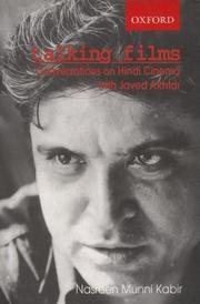 Cover of: Talking films