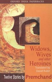 Cover of: Widows, Wives and Other Heroines