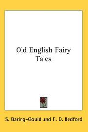 Old English Fairy Tales by