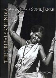 The tribals of India by Sunil Janah