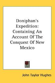 Cover of: Doniphan