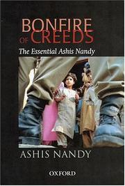 Cover of: Bonfire of creeds | Ashis Nandy