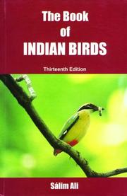 Cover of: The book of Indian birds
