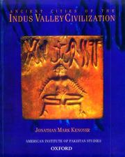 Ancient Cities of the Indus Valley Civilization