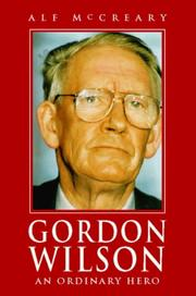 Cover of: Gordon Wilson