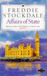 Cover of: Affairs of state