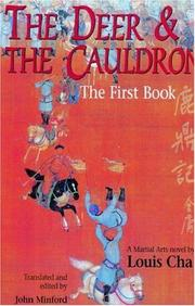 Cover of: The Deer and The Cauldron | Louis Cha