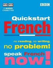 Cover of: Quickstart French Audio Cassette (Quickstart) |